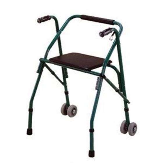 תמונה של הליכון למבוגרים עם כסא