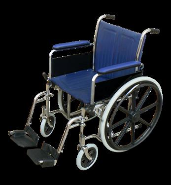 תמונה של כסא גלגלים סיעודי אמין ונוח