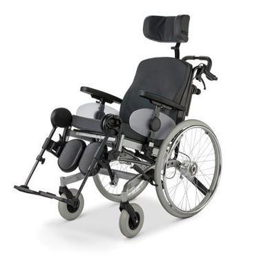 Picture of כסא גלגלים עם הטיית גב ושינוי זוית המושב