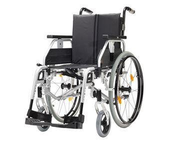 תמונה של כסא גלגלים קל ונוח למשתמש אופטימה
