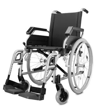 תמונה של כסא גלגלים קל משקל B+B