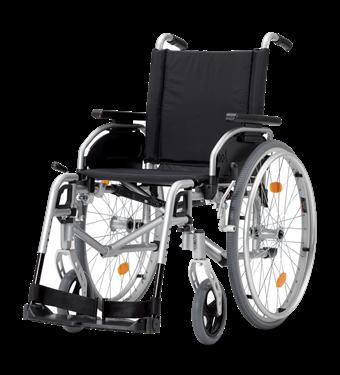 תמונה של כסא גלגלים קל משקל מתקפל