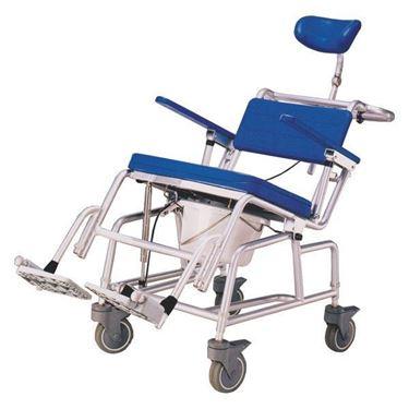 תמונה של כסא רחצה לנכים