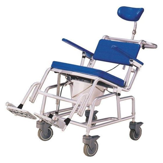 תמונה של כסא רחצה לנכים טילט אין ספייס