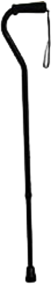 תמונה של מקל הליכה טלסקופי אופסט