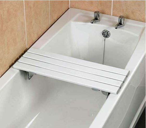 תמונה של ספסל רחצה לאמבטיה 4 שלבים
