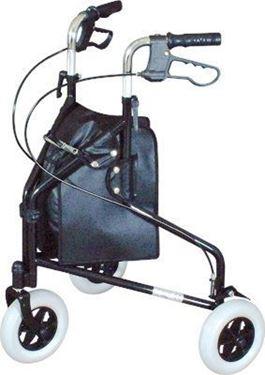 Picture of רולטור 3 גלגלים מתקפל