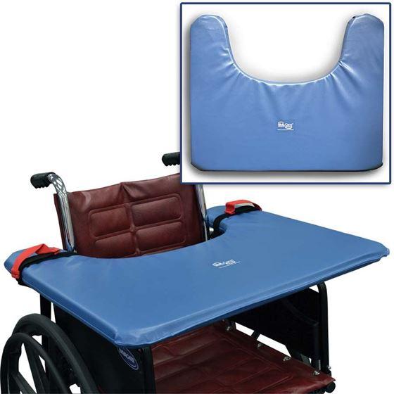 תמונה של שולחן רך לכסא גלגלים