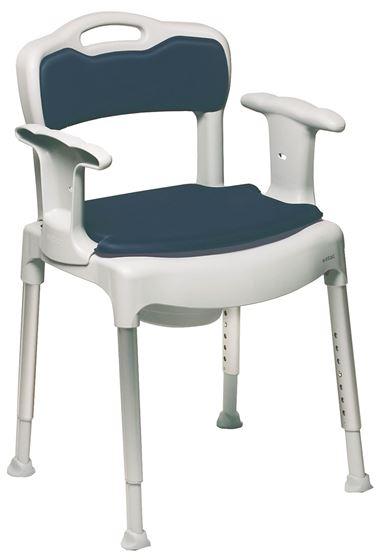 תמונה של כיסא רחצה ושירותים למקלחת סוויפט קומוד ETAC