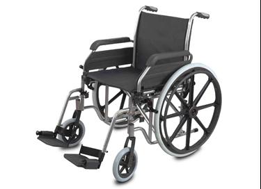 תמונה של כסא גלגלים קל משקל 12 קילו