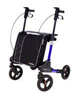 Picture of רולטור 4 גלגלים קיפול כפול