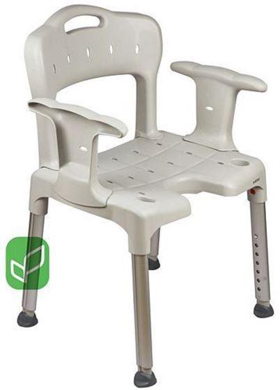 תמונה של כסא רחצה למבוגרים ETAC שבדיה