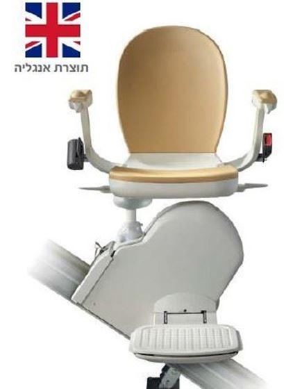 תמונה של מעלון כסא למדרגות