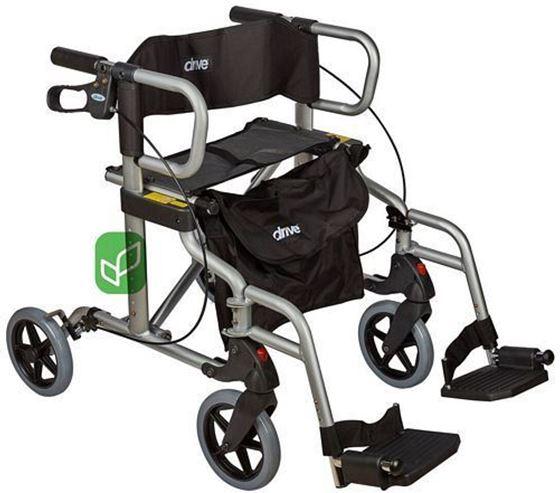 תמונה של רולטור כסא גלגלים