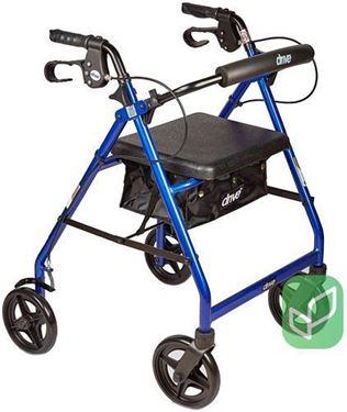 תמונה של רולטור 4 גלגלים קל משקל