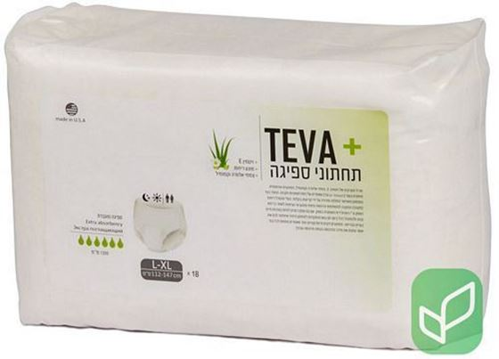 Picture of תחתון Teva Plus L-XL