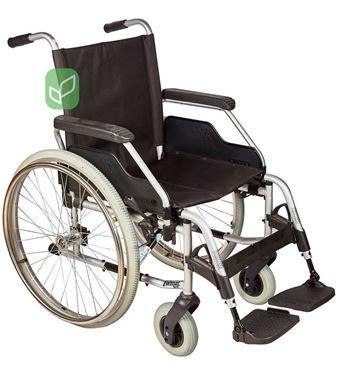 """תמונה של כסא גלגלים סיעודי מדגם """"סרוויס"""" Mayra"""
