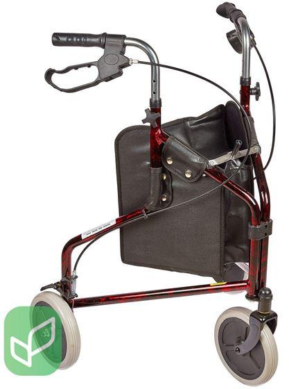 תמונה של רולטור 3 גלגלים
