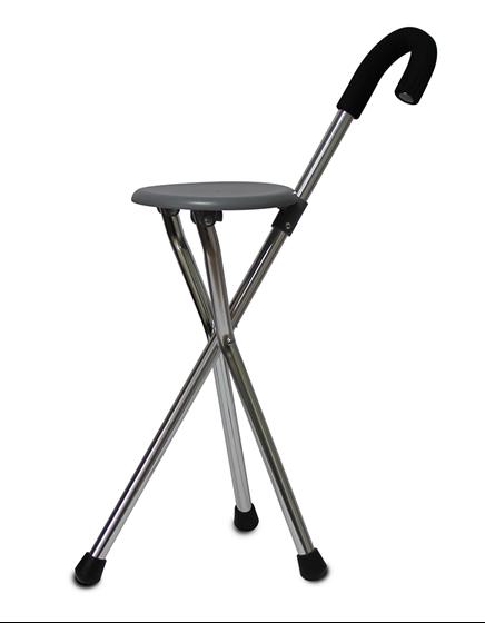 תמונה של מקל כיסא מתקפל