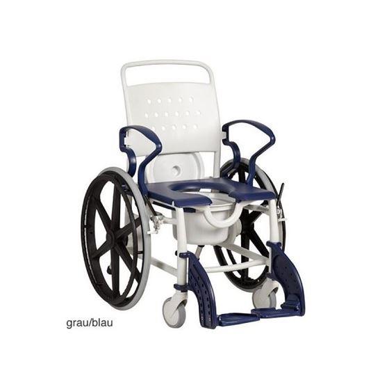 תמונה של כסא רחצה ושירותים רובוטק