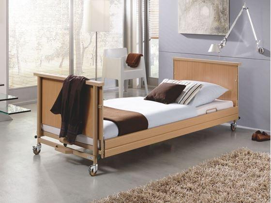 תמונה של מיטה סיעודית חשמלית Dali low entry