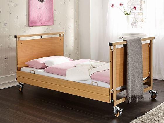 תמונה של מיטה סיעודית חשמלית לכבדי משקל