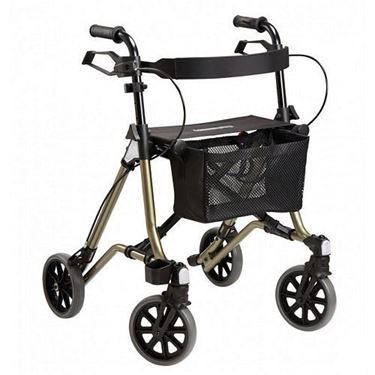 תמונה של רולטור 4 גלגלים קל משקל DIETZ