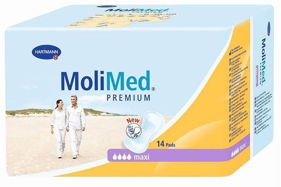 תמונה של פדים סופגים Molimed Premium
