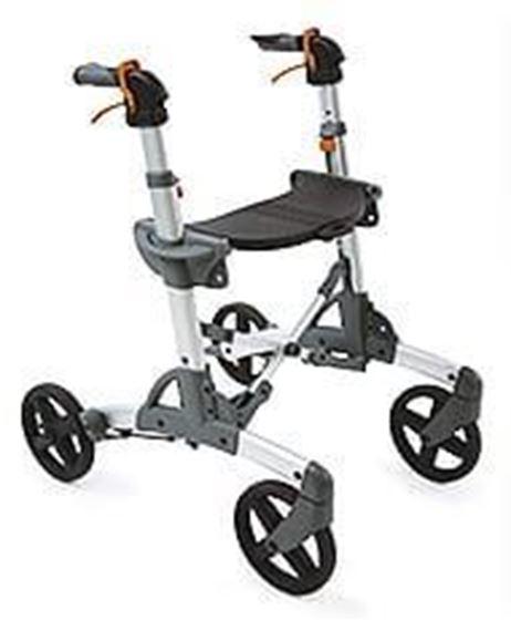 תמונה של רולטור 4 גלגלים וולריס סמארט