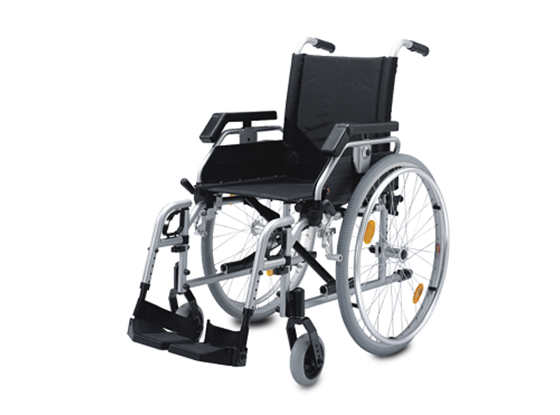 תמונה של כסא גלגלים קל משקל דגם פרוליייט
