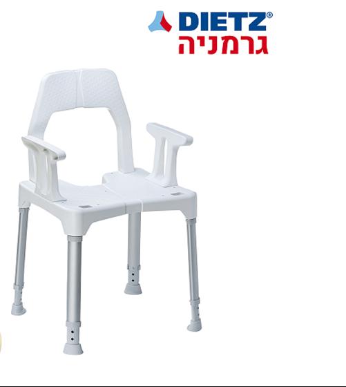 תמונה של כסא רחצה למבוגרים דגם TAYO  של חברת DITZ