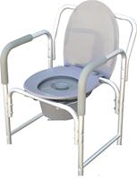 תמונה של כסא רחצה ושירותים קומוד