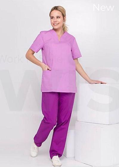 תמונה של בגדי עבודה ייצוגיים | Purple S25