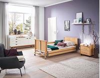 תמונה של מיטה סיעודית חשמלית + מזרון ויסקו