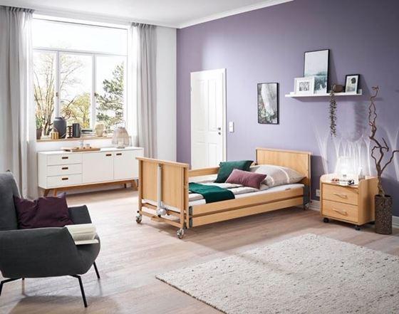 תמונה של מיטה סיעודית חשמלית + מזרון ויסקו והתקנה