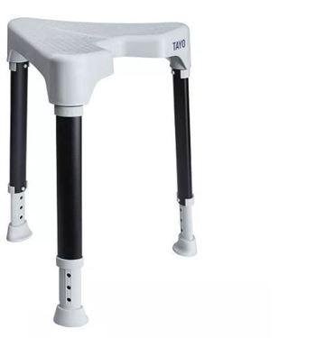 תמונה של כסא רחצה משולש TAYO