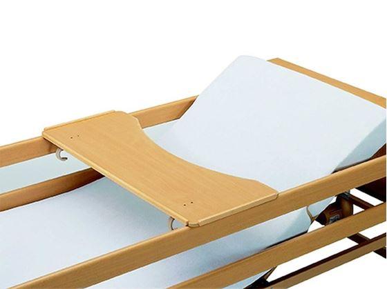 תמונה של מגש שולחן למיטה סיעודית BURMEIER