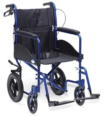 תמונה של כסא גלגלים העברה קל  וצר במיוחד