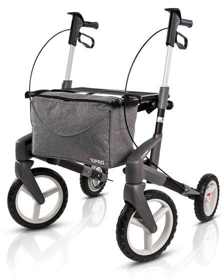 תמונה של רולטור 4 גלגלים רחב דגם אולימפוס