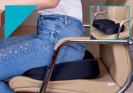 תמונה של מושב ארגונומי לכאבי גב תחתון